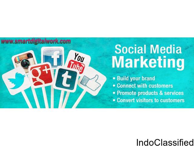 SMO,SMM & Internet Marketing Service  in Delhi & Across India