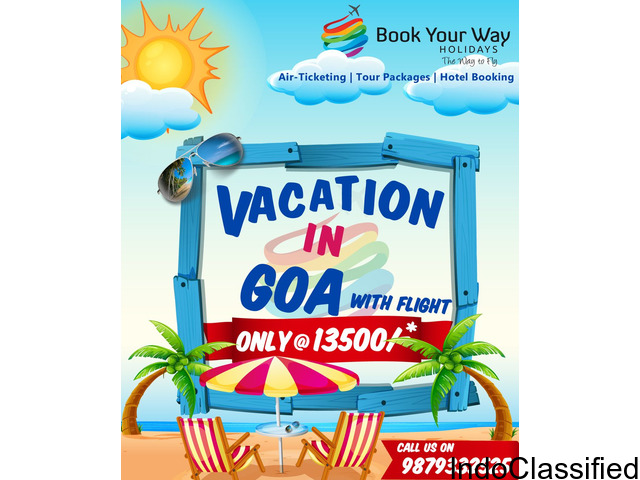 Book Your Way Holidays