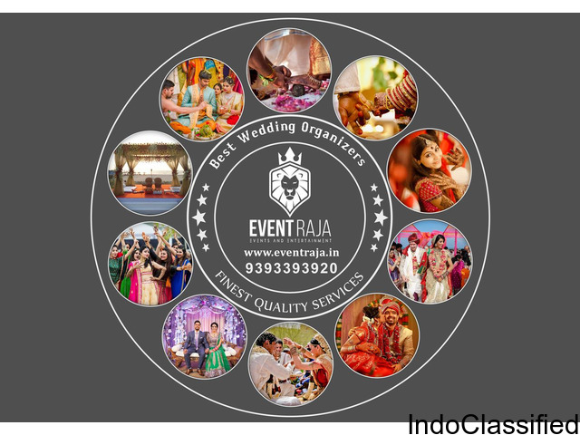 Best Wedding Planners and Wedding organizers in Hyderabad