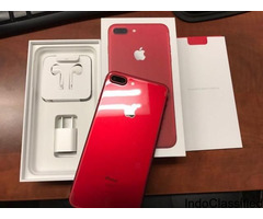 Apple iPhone 7 Plus (PRODUCT)RED - 256GB - (Unlocked)
