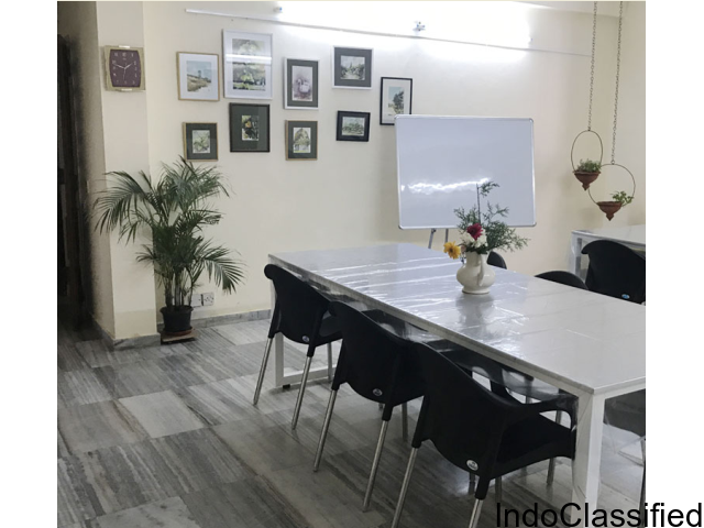 We provide Co-working Space for Start Up's in Chennai