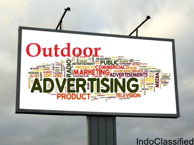 Outdoor Advertising Agency in UP