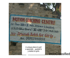 Motion Coaching Centre