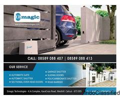 Emagic-Best Remote Control Shutter Dealers in Trivandrum Kollam Kottayam Pathanamthitta Alappuzha