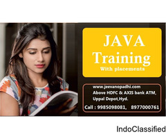 Best java training institute in Hyderabad.