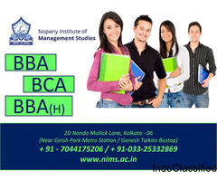Best BCA Course in Kolkata, BCA College in West Bengal