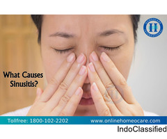 Does Homeopathy help to treat Sinus?