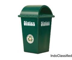 Buy Sintex 100 Litre Rectangular Dustbin Online