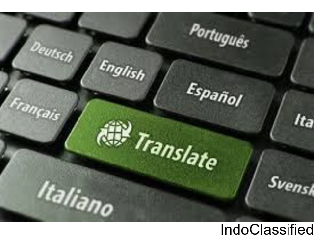 India's No.1 Certified Translations Services in Tamil Nadu