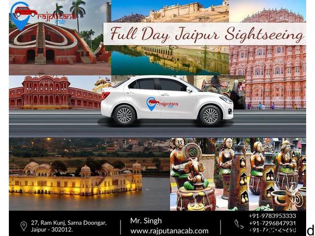 Jaipur Sightseeing Taxi | Jaipur Delhi Cab