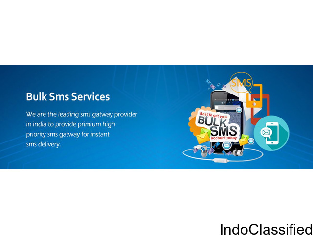 Bulk SMS Provider | SMSMOB Teleservices