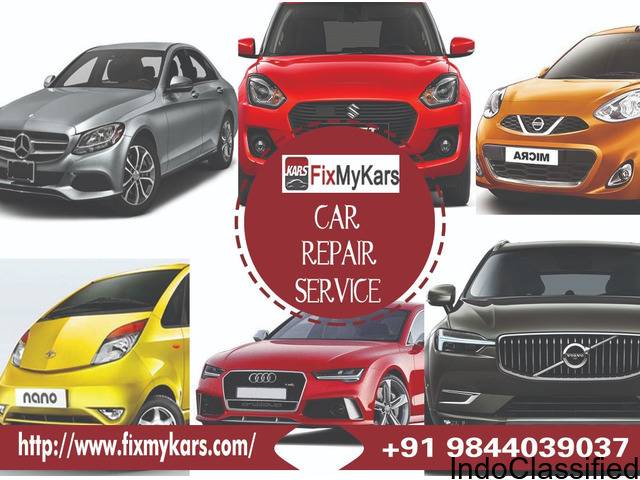 Car Repair Services Bangalore - +91 98440 39037
