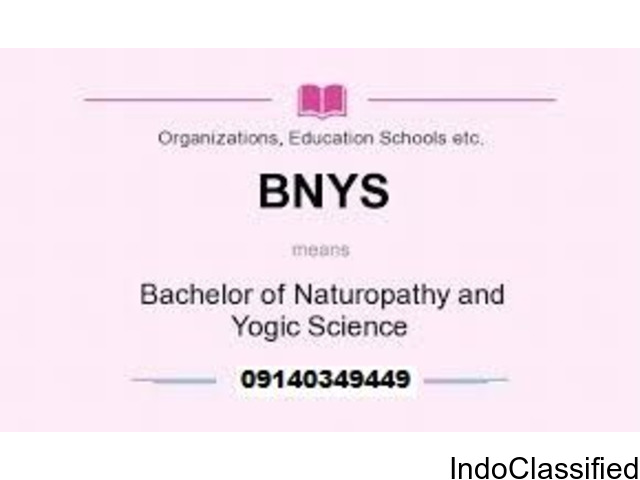 Admissions For BAMS BHMS & BNYS Courses 2018-19 in Agra UP