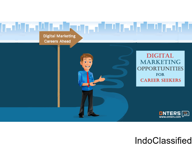 Digital Marketing Certification Training with Onters, Indore